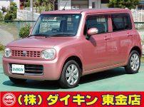 ラパン5H/B 660 X ナビTV