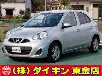 マーチ5H/B 12X-Vセレクション ナビTV