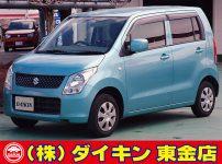 ワゴンR 5H/B 660FX ナビTV