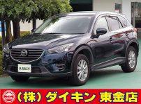 CX-5 2.2XD-Lパッケージ ナビTV本革
